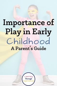 Play-based learning is centered around the importance of play in early childhood. A child learns about his world through unstructured, uninterrupted play. In this post, I tell you how to support the importance of play in early childhood. Play Based Learning, Learning Through Play, Kids Learning, Mobile Learning, Early Childhood Quotes, Early Childhood Education, Preschool Lessons, Preschool Activities, Group Activities