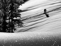 Majestic Mountain Photos Taken by a Backcountry Skier - My Modern Metropolis