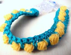 pacifier holder (crochet)
