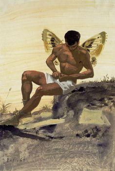 Greek Gifts and Souvenirs - Ancient Gifts at Benaki Museum Shop Art Masculin, Benaki Museum, Modern Art, Contemporary Art, Queer Art, Gay Art, Portraits, Caravaggio, Conceptual Art