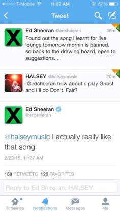 HALSEY and ED.......ASDFGHJKL THIS CONVO IS LIFE