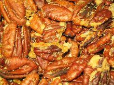 Dangerously Addictive Oven Roasted Pecans Recipe