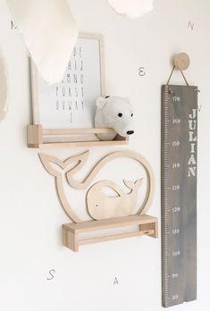 Kids Room Art, Kids Room Design, Baby Design, Baby Bedroom, Kids Bedroom, Kids Wall Decor, Room Accessories, Wooden Crafts, Wood Design