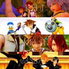 Kingdom Hearts Saga Pt 1
