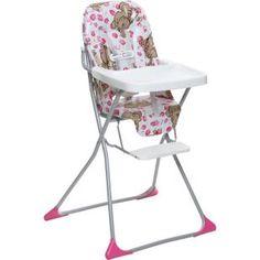 Cadeira de Refeição Galzerano Alta Standard Tigrinha, segurança, praticidade e higiene na hora de alimentar seu bebê.    Cadeira de refeição ideal para bebês de até 18 kg  Assento, encosto e laterais acolchoadas em plástico laminado, facilitando a limpeza