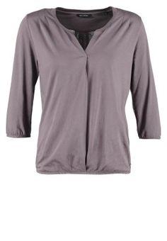 207   Bluzka z długim rękawem - lilac ash