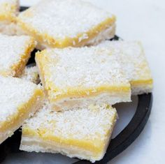 The gluten-free, low-sugar lemon bars that won't mess up your anti-inflammatory diet