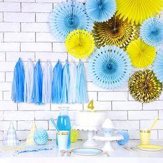 Den Kindergeburtstag zu etwas ganz Besonderem machen? Kein Problem mit tollen Dekorationen - von Ballons und Girlanden bis hin zu Cake Toppern - aus dem Pomballon-Shop!