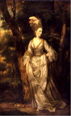Mrs. Elizabeth Carnac, 1775-1778 - Joshua Reynolds