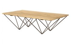 Hutton Coffee Table - Tables - Furniture | Jayson Home