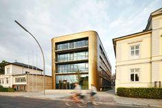 Trapez Architektur / Dirk Landwehr, Hamburg / Architekten - BauNetz Architekten Profil | BauNetz.de
