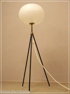 Awesome mid century floor lamp.