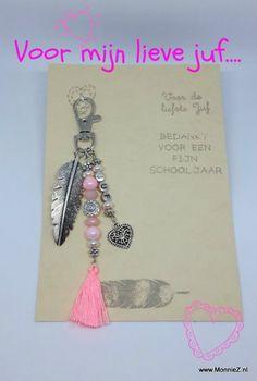 Leuke juffen-bedankjes op www.MonnieZ.nl Bedankt Juf !!