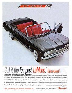 1962 Tempest LeMans Convertible