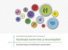 Koordinaatit nuorten tieto- ja neuvontatyöhön ‒ Suuntaviivoja ammatilliseen osaamiseen (2016). Sisältää artikkeleja, esimerkkejä, harjoituksia Tieto