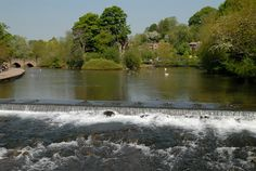 Bakewell river