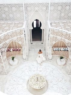Marrakech travel guide | LRoyal Mansour, Marrakech | #ohhcouture #leoniehanne
