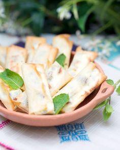 Bricks aux dattes et brousse de brebis pour 6 personnes - Recettes Elle à Table