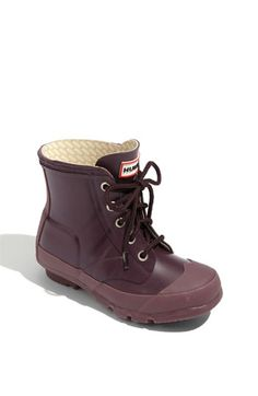 Hunter 'Petite Brixen' Boot (Toddler  Little Kid) available at #Nordstrom