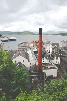 Oban's Whisky Distillery