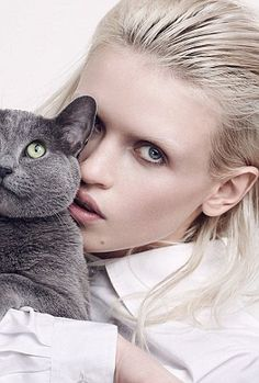 Puss Puss Magazine: The first glossy dedicated to all things feline #dailymail