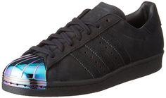 100% authentic bb2c2 72b27 Adidas Superstar Metal Toe W chaussures core black - Chaussures adidas  originals ( Partner-Link)