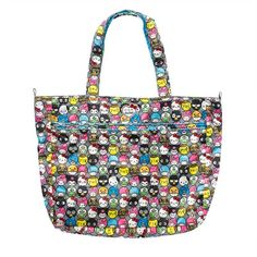 824dd81e2430 New Tokidoki + Sanrio bags   an explosion of pop culture awesomeness ...