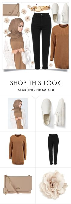 """Untitled #287"" by prke ❤ liked on Polyvore featuring Gap, Boohoo, Topshop, Vivienne Westwood, Cara and Picnic Time"