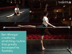 Ballet Tip: Stretch for Easier Technique - BalletHub