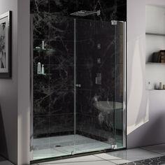 Double Swing Shower Doors
