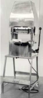 Semi-automated Electric Meat Tenderizer