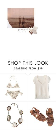 """I promise..."" by soofir ❤ liked on Polyvore featuring Fresh Laundry and Unearthen"