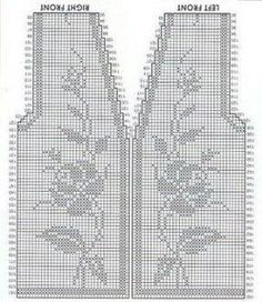 icu ~ Pin on homebrew-recipes ~ This Pin was discovered by Garmenin Dar.) your own Pins. Filet Crochet, Quick Crochet, Crochet Chart, Crochet Motif, Diy Crochet, Crochet Designs, Crochet Stitches, Crochet Flower Scarf, Knit Stitches