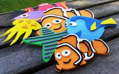 DIY Rescue Dory Game perfect for a Finding Dory Birthday Party