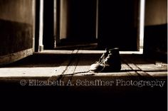 The Boot #3 by Elizabeth A. Schaffner Photography  #Photography #Boots #Still #Life #BlackandWhite