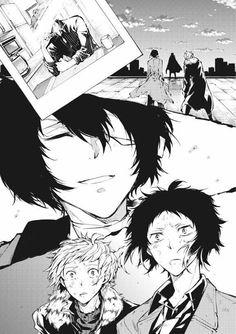 Dazai Bungou Stray Dogs, Stray Dogs Anime, Manga Anime, Anime Guys, Bungou Stray Dogs Characters, Dazai Osamu, Manga Pages, Light Novel, Mafia