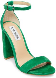 06a2ff134247 Steve Madden Women s Carrson Ankle-Strap Dress Sandals. Find this Pin and  more on footwear ...
