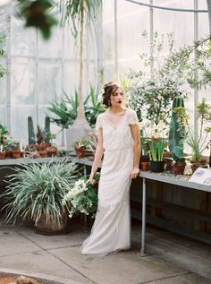 Moody Greenhouse Bridals