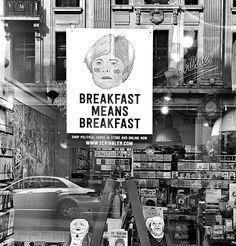 Breakfast Means Breakfast Breakfast Meaning, Politics, Fun, Photos, Cards, Travel, Pictures, Viajes, Destinations