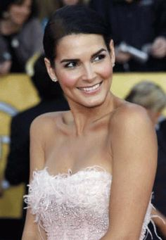 """One of the more vocal Republican celebrities, Angie Harmon actually delivered a speech at the 2004 Republican National Convention.         The """"Rizzoli & Isles"""" star also supported John McCain in 2008 and even told FoxNews.com that she would have been happy to see Sarah Palin run in 2012. """"I think she's a woman who has her own set of values and morals and ethics and has the courage to live her life accordingly,"""" she said. """"I admire that."""""""