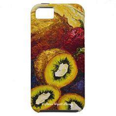 Strawberry Kiwis iPhone 5 Case $53.95