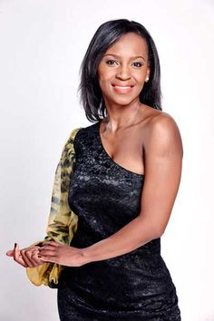 Up close and personal with Katlego Danke Celebrity Moms, African Women, Catering, Celebrities, People, Black, Dresses, Fashion, Gowns