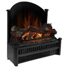 totally want one for my fake fireplace $135 Primitive Fireplace, Fake Fireplace, Victorian Fireplace, Stove Fireplace, Fireplace Mantels, Primitive Decor, Contemporary Fireplace Accessories, Contemporary Decor, Faux Brick Wall Panels