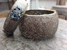 Make a Statement! Westport Connecticut, Bungalow Decor, Cuff Bracelets, Bangles, Class Ring, Rocks, Fine Jewelry, Bling, Chic
