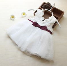 Bear Leader Baby Dress 2018 New Summer Bohemian Style Lace Bow Patchwork Tutu Dress For Years Old Kids Dress For Party Cute Baby Dresses, Toddler Girl Dresses, Girls Dresses, Flower Girl Dresses, Princess Dresses, Dress With Bow, The Dress, Baby Girl Princess, Christening Gowns