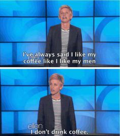 Ellen is EVERYTHING!