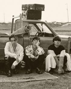 2015.07, Vogue, BIGBANG, Taeyang, G-Dragon, Daesung