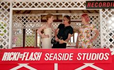 """(L-R) Actors Mamie Gummer, Rick Springfield, and writer Diablo Cody attend the """"Ricki and the Flash"""" photo call during Summer Of Sony Pictures Entertainment 2015 at The Ritz-Carlton Cancun on June 2015 in Cancun, Mexico. Meryl Streep, Ricki And The Flash, Diablo Cody, Mamie Gummer, Sony Pictures Entertainment, Rick Springfield, Host A Party, Photo L, Writer"""