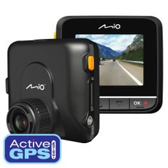 Mio MiVue 338 Digital Video Recorder (DVR) features a 2-inch screen to display the units 120 degree view of the road ahead. The 338 is the entry-level system in the Mio MiVue drive recorder range and records in 720p High Definition (HD).�