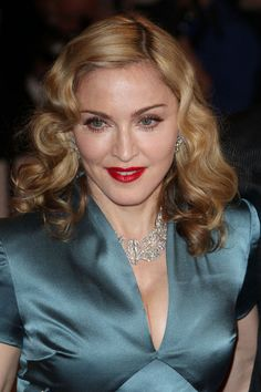 Madonna Hair - not to emulate, but to get the full spectrum.